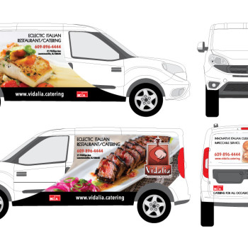 Red Storm Graphics Vehicle Wraps